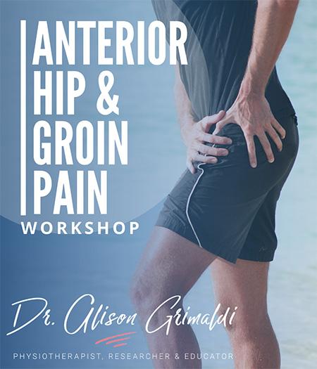 Anterior Hip & Groin Pain Workshop