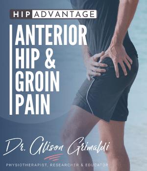 HipAdvantage Anterior Hip & Groin Pain